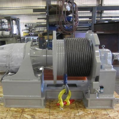 Ladder/Gate Winches