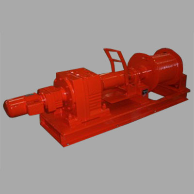Single Direction Winch