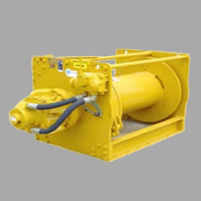 Heavy Duty Air Winches