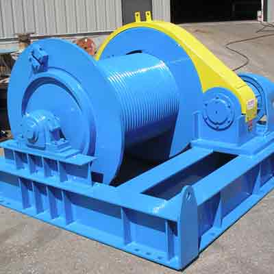 Single Direction Winches