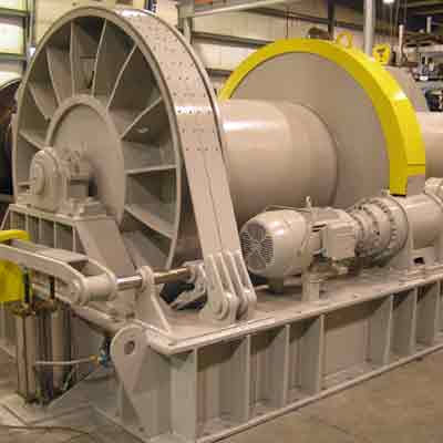 Shaft Sinking Winches