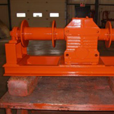 Dual Drum Winches