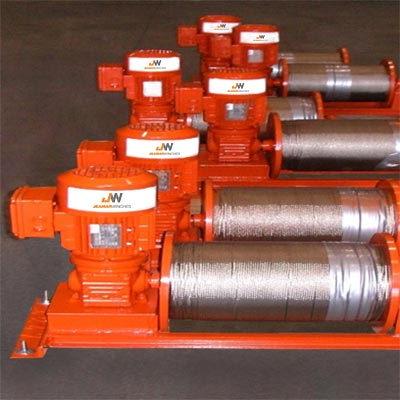 Plumb Line Winches