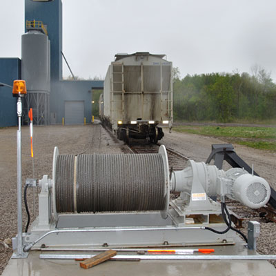 Push/Pull Winches