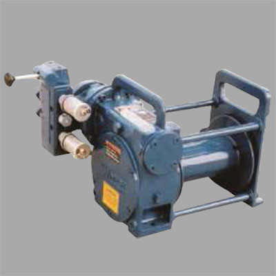 Small Air Winches