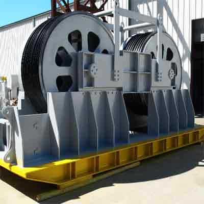 Tensioning Winches