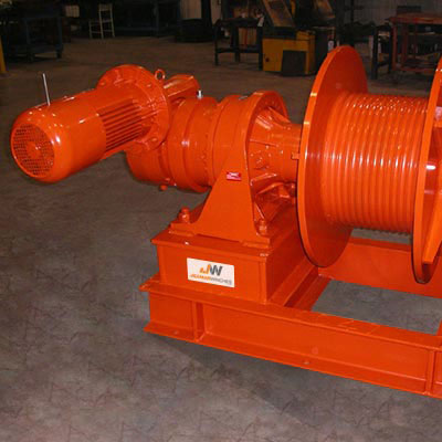Jeamar Lifting Winches