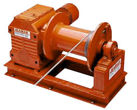 Heavy Duty Lifting WinchesNLS Series