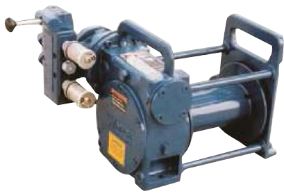 Heavy Duty U8AAir Winch Series