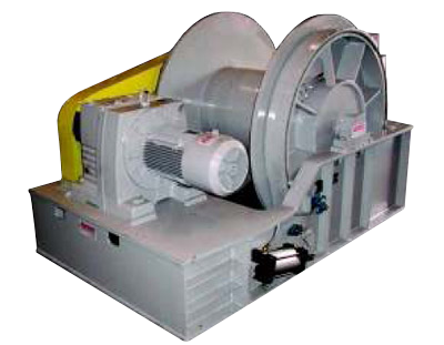 Heavy Duty CP Electric Winches