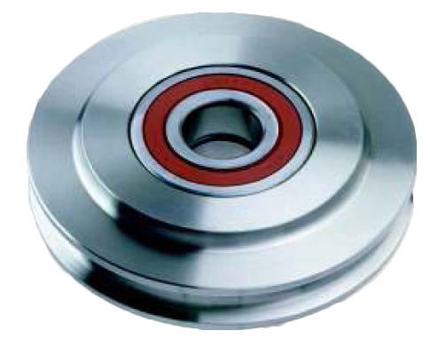 Stainless SteelSheaves with Bearings