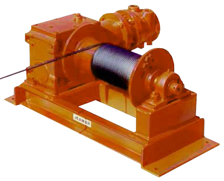 Heavy DutyAir Lifting Winches