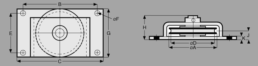 Stainless Steel HorizontalDirectional Blocks Diagram