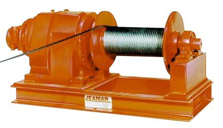 Heavy DutyAir Tugger Winches